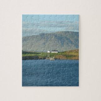 Iceland nature landscape jigsaw puzzle