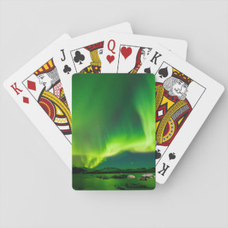Iceland Northern Lights Playing Cards