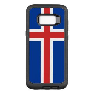 Iceland OtterBox Defender Samsung Galaxy S8+ Case