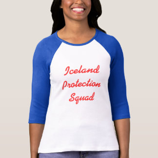 Iceland Protection Squad T-Shirt