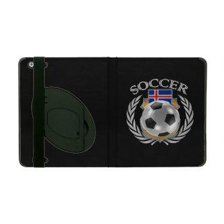 Iceland Soccer 2016 Fan Gear iPad Folio Cover