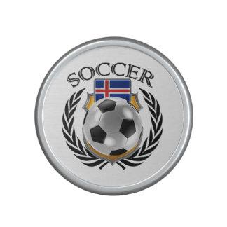 Iceland Soccer 2016 Fan Gear Speaker