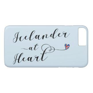 Icelander At Heart Cell Phone Case, Icelandic iPhone 8 Plus/7 Plus Case