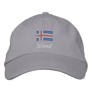 Icelandic Cap - Icelandic Flag Hat