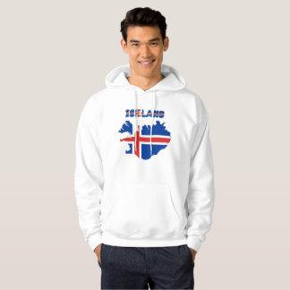 Icelandic flag hoodie
