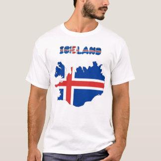 Icelandic flag T-Shirt