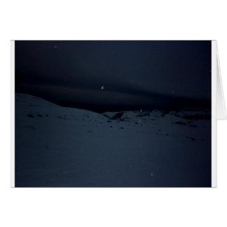Icelandic Glacier Card