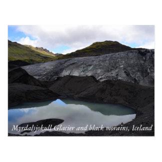 Icelandic Glacier Postcard