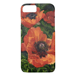"""Icelandic Poppies"" Phone Case"