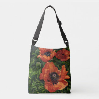"""Icelandic Poppies"" Tote Bag"