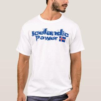 Icelandic Power Men's Basic T-Shirt