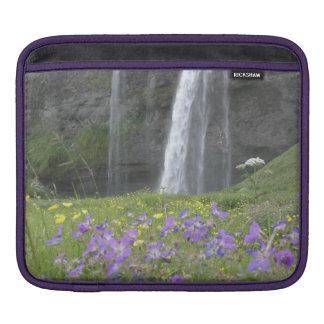 Icelandic Scenes iPad Sleeve