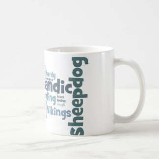 Icelandic Sheepdog Coffee Mug