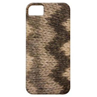 Icelandic wool pattern iPhone 5 cover