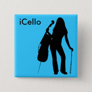 iCello Pin (light blue)