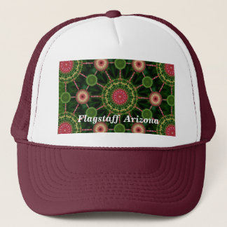 Iceplant Mandala Array Hat