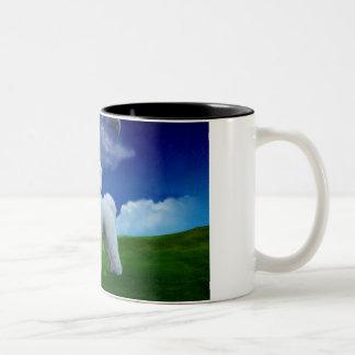 ICEworld Two-Tone Coffee Mug