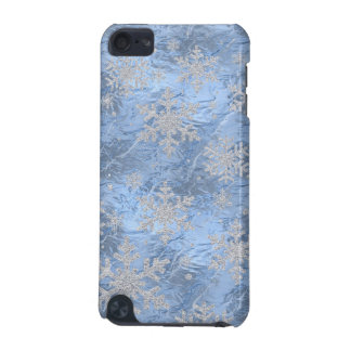 Icey Snowflakes Winter iPod Touch 5G Case