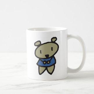 Ich bin klein, mein Herz ist rein Classic White Coffee Mug