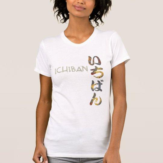 Ichiban Women's t shirts