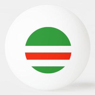 Ichkeria Flag Ping Pong Ball