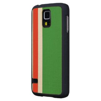 Ichkeria Flag Maple Galaxy S5 Slim Case