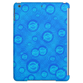 Ichthus Bubbles iPad Air Cases