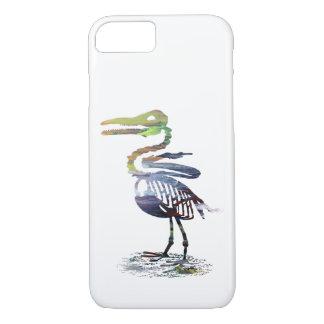 Ichthyornis skeleton Case-Mate iPhone case