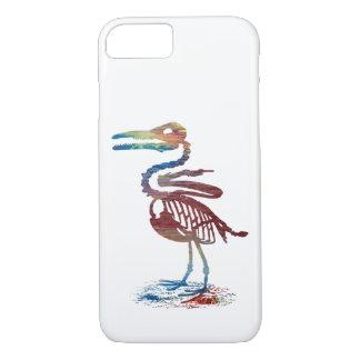 Ichthyornis skeleton iPhone 8/7 case