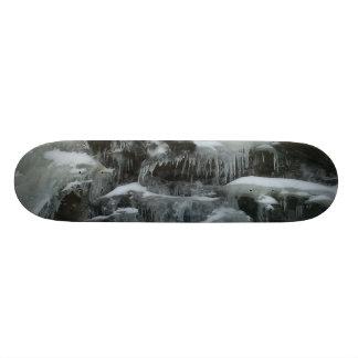 Icicle Design - Customized Custom Skate Board
