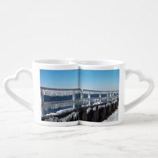 Icicles Lovers Mug Sets