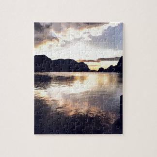 Icmeler Seascape Jigsaw Puzzle
