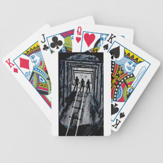 ICoal Miners At Work G_0221.JPG Bicycle Playing Cards