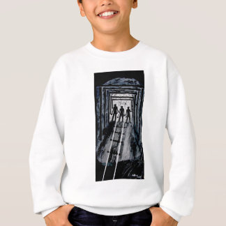 ICoal Miners At Work G_0221.JPG Sweatshirt