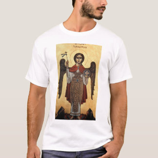 Icon Archangel Michael T-Shirt