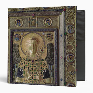 Icon depicting the Archangel Michael Vinyl Binders