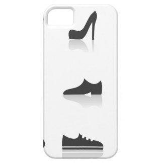 Icon footwear iPhone 5 cover