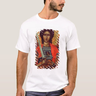 Icon of the Angel Michael, Greek, 18th century T-Shirt