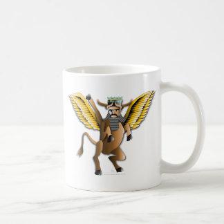 icon white coffee mug