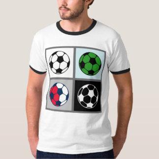 Icône de ballon de football t-shirt