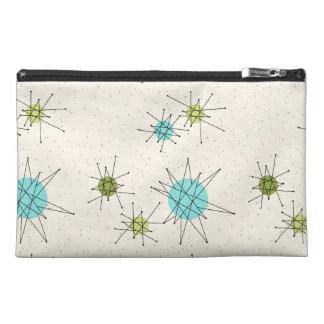 Iconic Atomic Starbursts Travel Accessory Bag