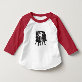 Iconic Boxcar Children Silhouette T-Shirt