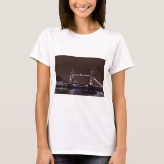 Iconic British Tower Bridge T-Shirt