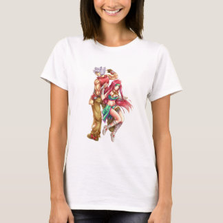 Iconic Characters T-Shirt