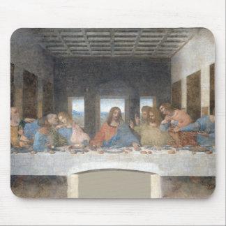 Iconic Leonardo da Vinci The Last Supper Mouse Pad