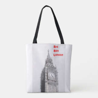 Iconic London Tote Bag