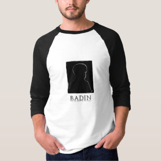 Iconic Men's Reglan Style Shirt Featuring Badin