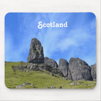Iconic Old Man of Storr Mouse Pad
