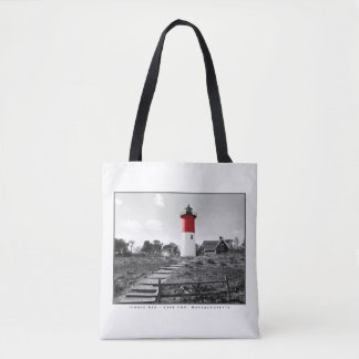 Iconic Red Tote Bag