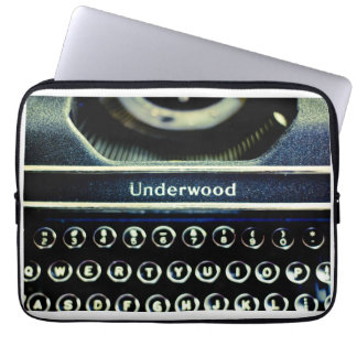 Iconic Underwood Laptop Sleeve